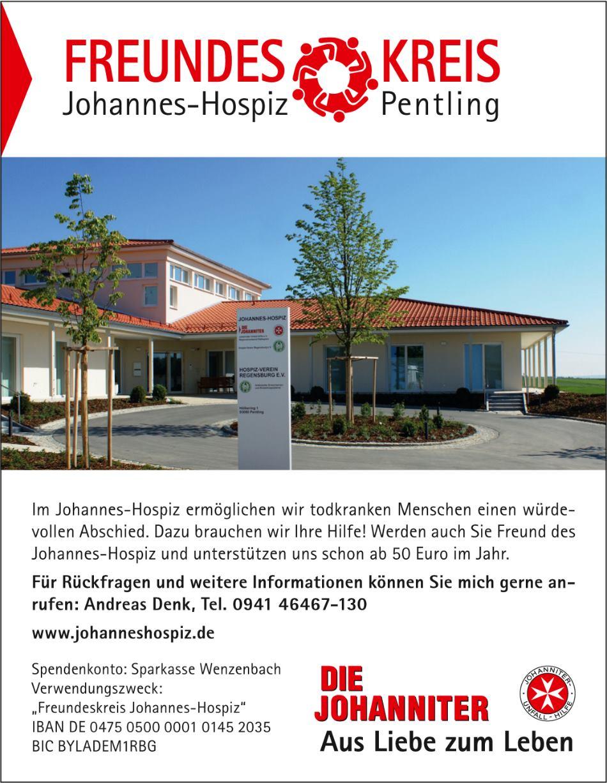 Johanniter Freundeskreis Hospiz
