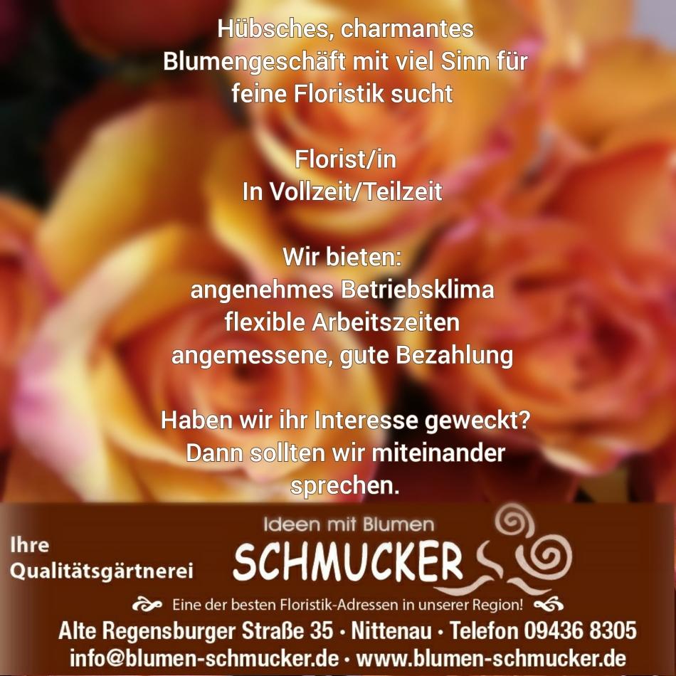 Schmucker Blumen & Pflanzen GmbH