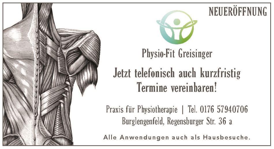 Physio Fit Greisinger