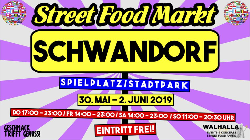 Street Food Park Schwandorf