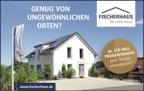 Fischerhaus: Probewohnen